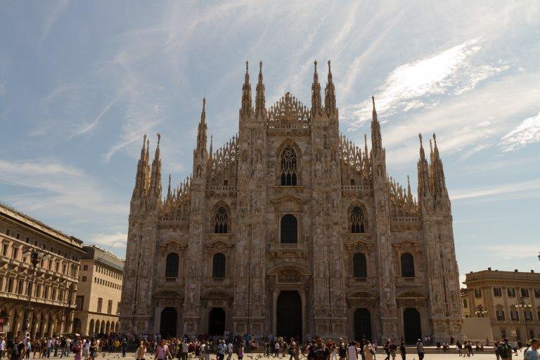 Hoofdfoto bij reisverhaal 'Hoogtepunten van Milaan'