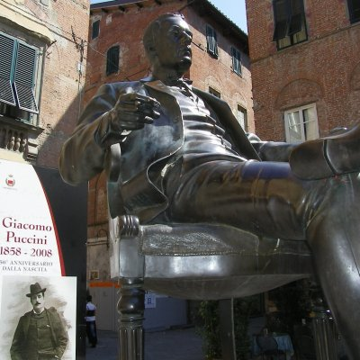 Voorvertoning rokende Puccini