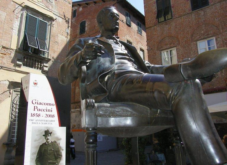 rokende Puccini