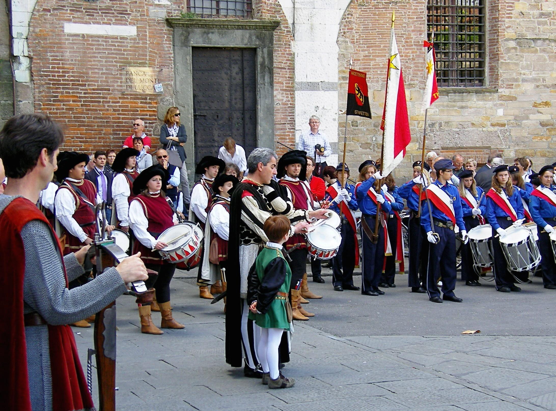 schutterij Lucca
