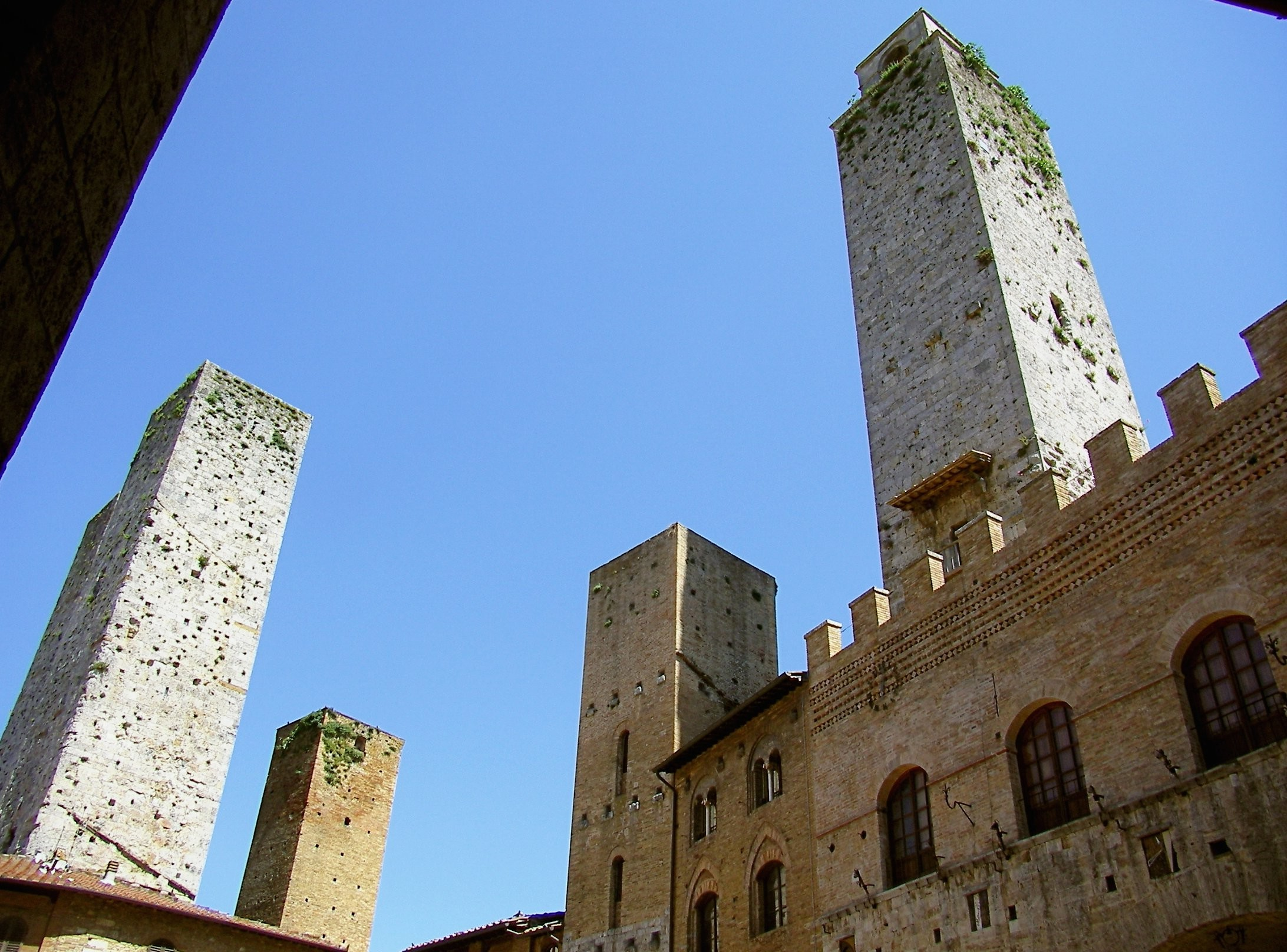 torens San Gimignano