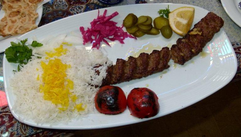 Hoofdfoto bij reisverhaal 'Culinair Iran'