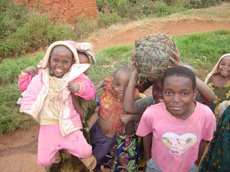 Hoofdfoto bij reisverhaal 'Kinderlijke puurheid'