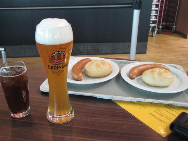 Bier en Wurst!