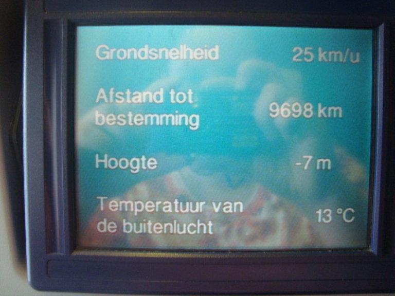 Hoofdfoto bij reisverhaal 'Dag 1 De Reis Amsterdam - Kaapstad'