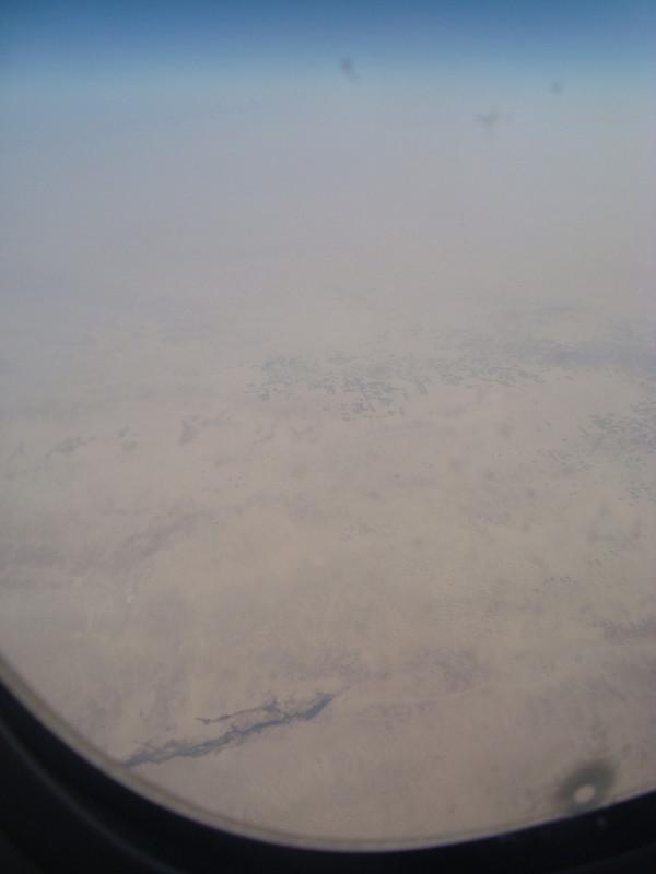 boven de Sahara
