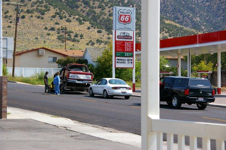 Hoofdfoto bij reisverhaal 'Zomaar langs Interstate 15 !'