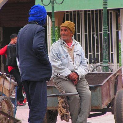 Voorvertoning Verkleed als locals in Taroudannt