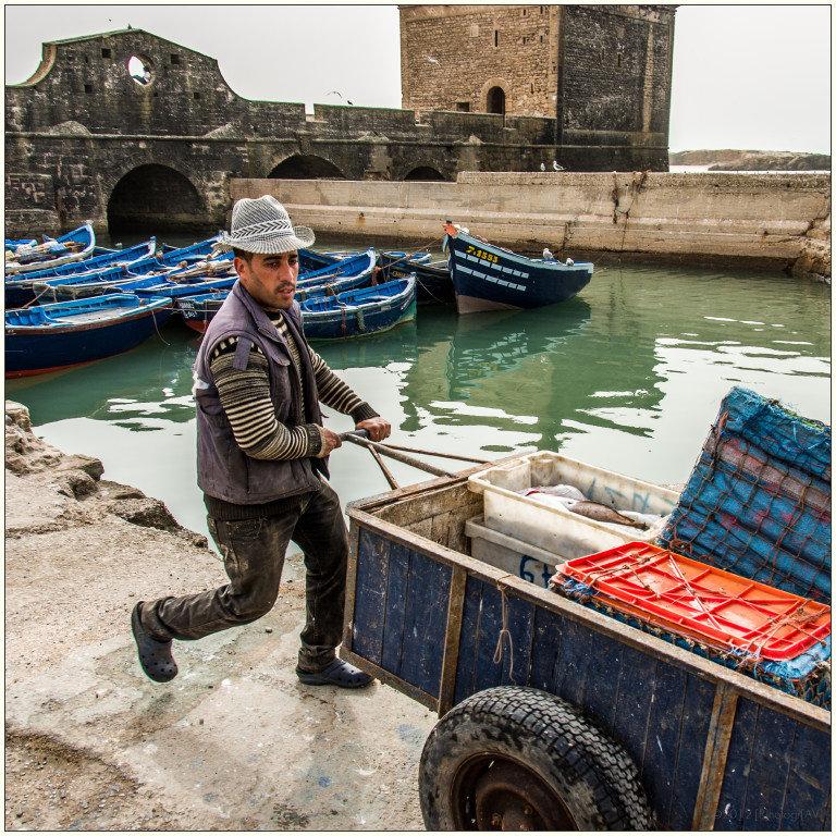 Hoofdfoto bij reisverhaal 'Rondreis Marokko'
