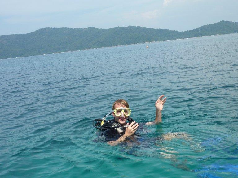 De onderwaterwereld verkennen