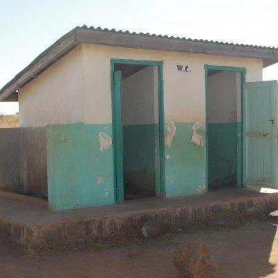 Voorvertoning Het toiletgebouw