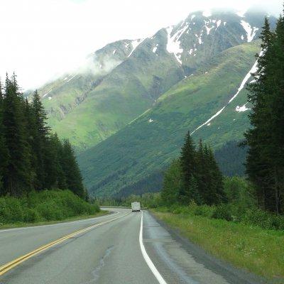 Voorvertoning Onderweg van Anchorage naar Seward