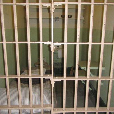 Voorvertoning Een van de vele gevangeniscellen in Alcatraz