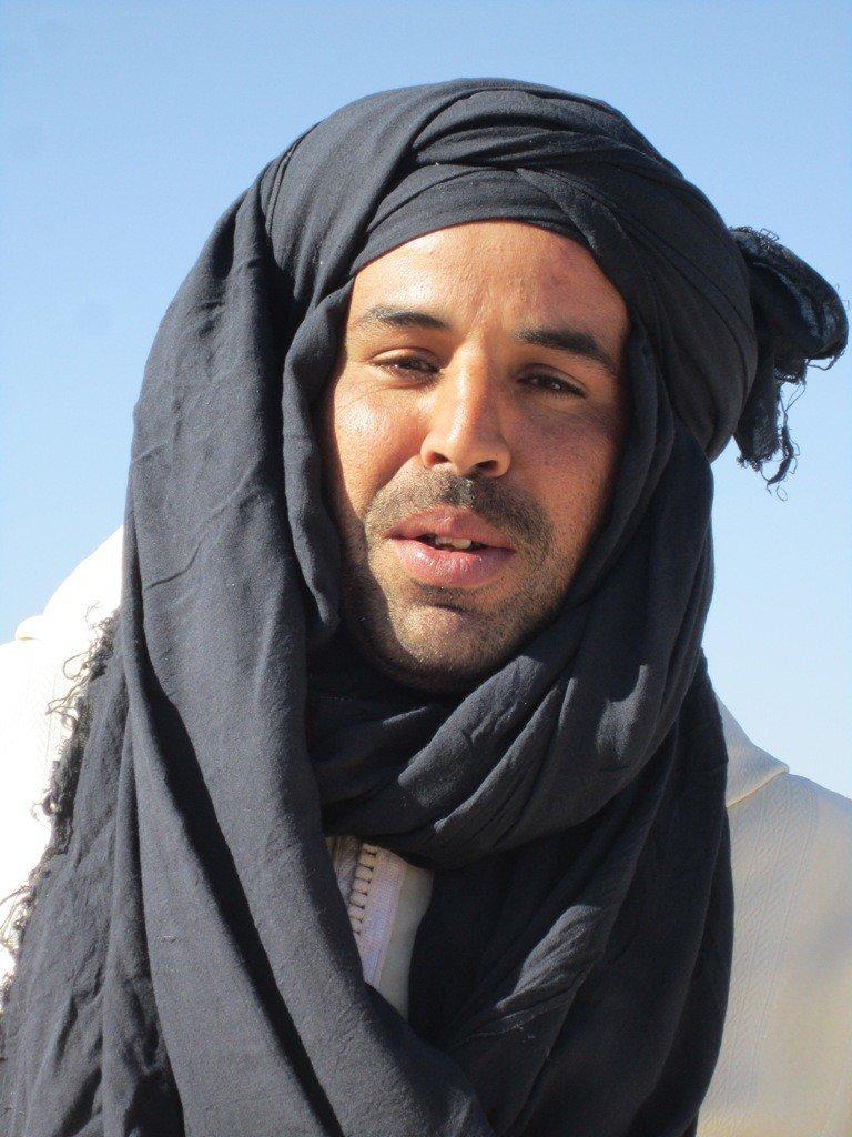 Onze gids, Yussef !!