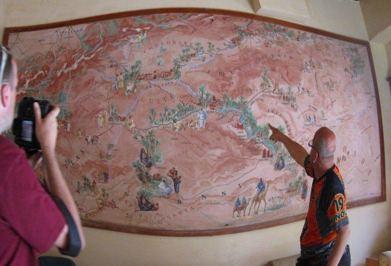 Hoofdfoto bij reisverhaal 'Trektocht door Marokko. Dag 16, Zagora '