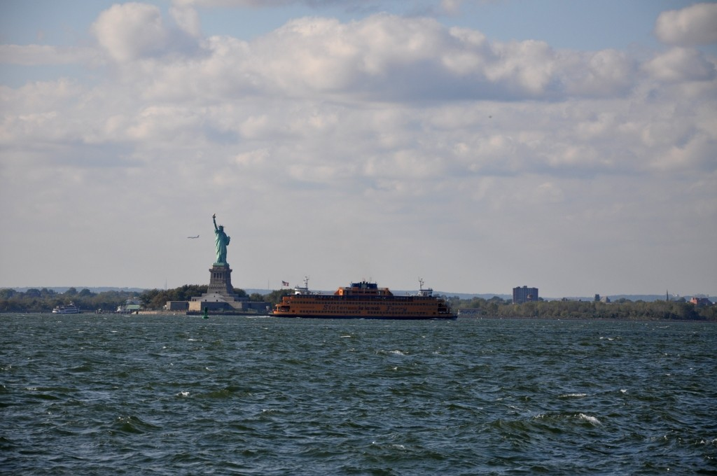 There she is: Lady Liberty