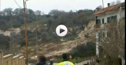 VIDEO: Aardverschuiving Maierato