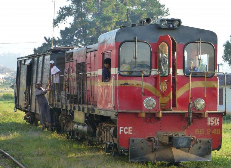 Hoofdfoto bij reisverhaal 'Reisschema Madagaskar deel 1'