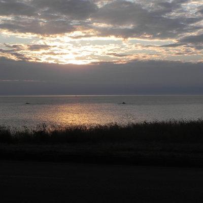 Voorvertoning Een romantische zonsondergang