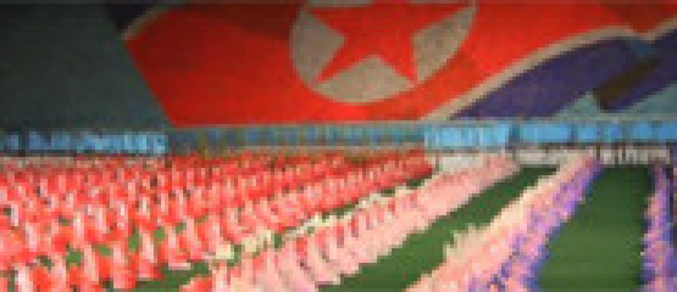 "VIDEO: de ""Mass Games"" in Noord-Korea image"