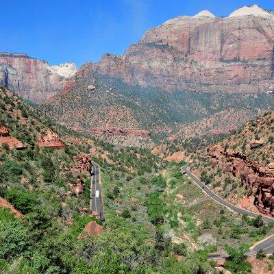 Voorvertoning Zion Canyon