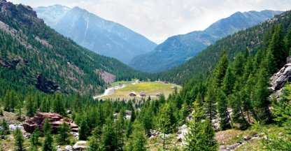 Italië (Valle d'Aosta) - Vallei der verleiding
