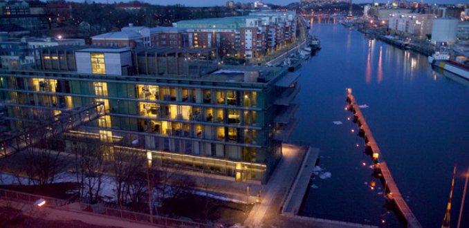 Stockholm - Nachtleven
