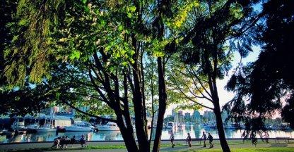 Canada - Vancouver van binnenuit