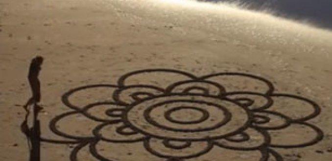 Zo maak je de mooiste strandkunst