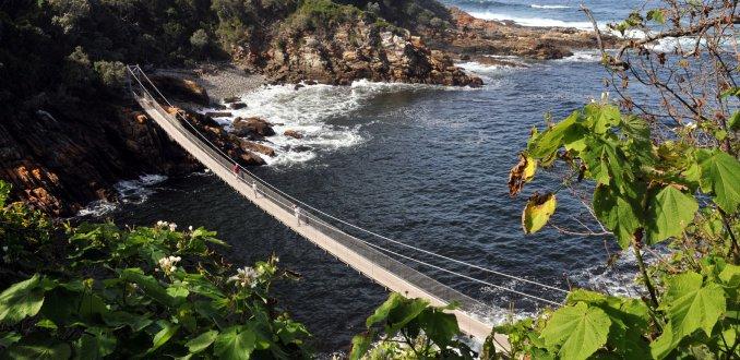 Zuid-Afrika's mooiste wandeling