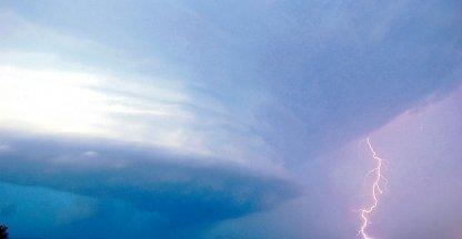 Op tornado's jagen in Amerika