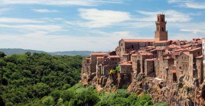 Ontdekking: klein Jeruzalem in Italië