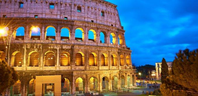 Cool: Zo zag Rome er in het jaar 320 uit
