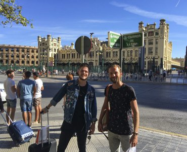 Mustsee: Columbus reporters in Valencia image