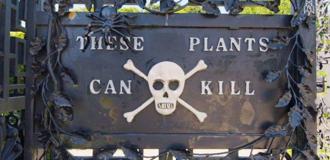 Dit is de dodelijkste tuin ter wereld