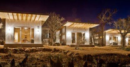 Vrienden voor het leven bouwen eigen dorp in Texas