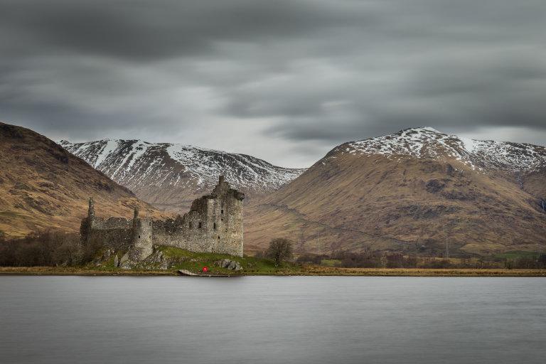 Ruïne van Kilchurn Castle