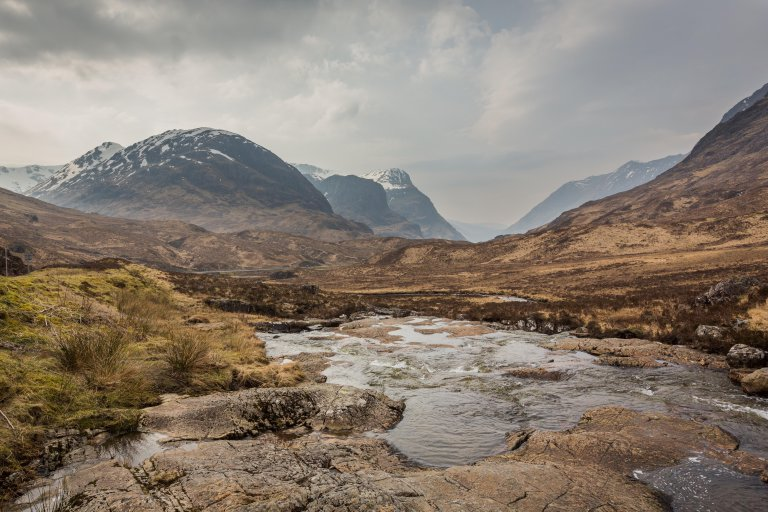 Hoofdfoto bij reisverhaal 'Op bezoek bij 3 zusters in Schotland (dag 7)'