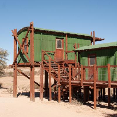 Voorvertoning De cabins bij Urikaruus Wilderness Camp
