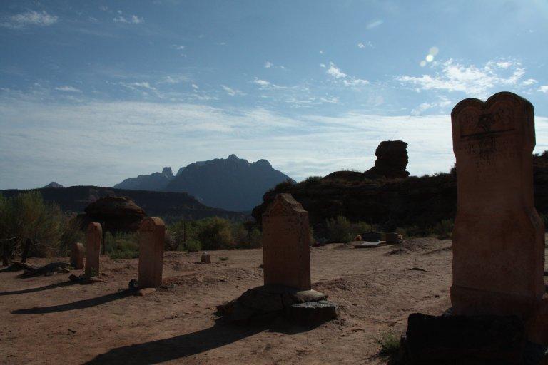 Hoofdfoto bij reisverhaal 'Ghost towns in Utah'