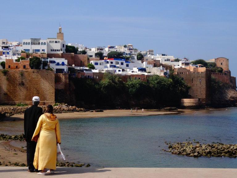 Hoofdfoto bij reisverhaal 'Zeilen onder de maan van Marokko'