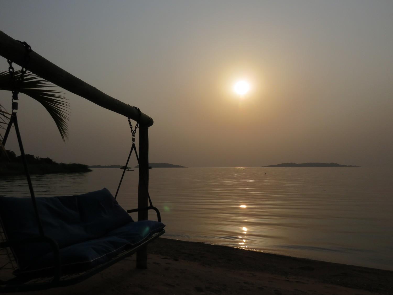 Lake Tanganyika, Lakeshore Lodge