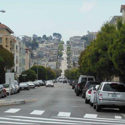 Voorvertoning We kennen de straten van San Francisco, alleen al van de Clint Eastwood films. Maar in werkelijkheid zijn ze nog veel steiler!