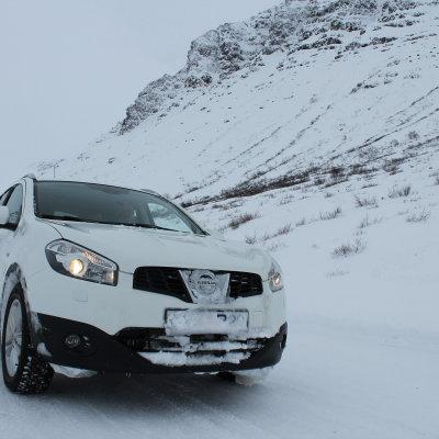 Voorvertoning Onze reisauto voor IJsland!