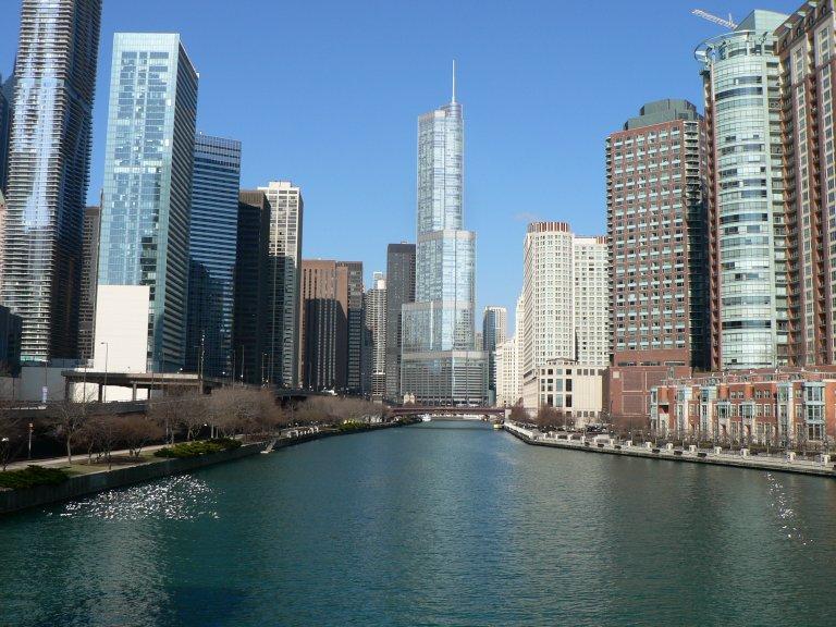 Hoofdfoto bij reisverhaal '7x plezier in Chicago'