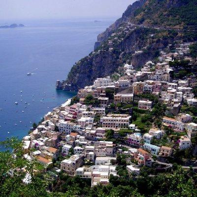 Voorvertoning Wel of niet 'flaneren' in Positano?