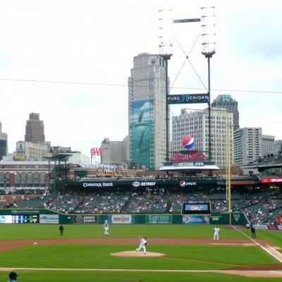 Voorvertoning Detroit Tigers
