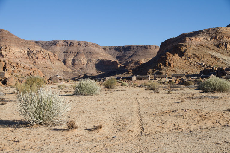 Canyon Village van The Gondwana Collection
