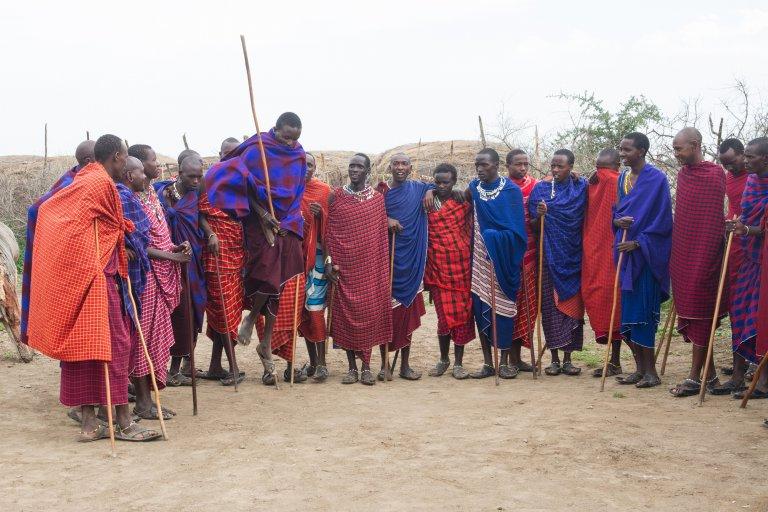 Hoofdfoto bij reisverhaal 'Oldupai Gorge en Masaai dorp'