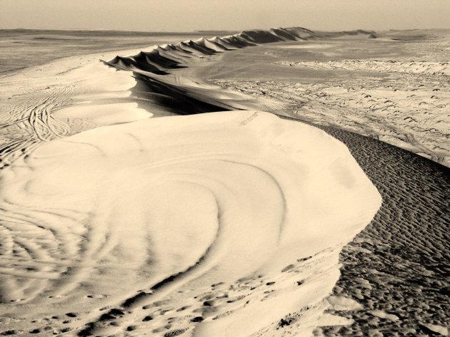 cross duinen...